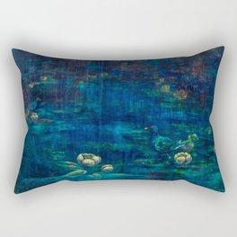 Everglades Sunset Rectangular Pillow