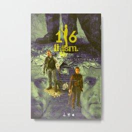 One Sixth Ism Vol.2-1 Metal Print