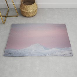 Candy mountain - Landscape and Nature Photography Rug