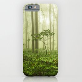 Dreaming of Appalachia - Nature Photography Digital Landscape iPhone Case