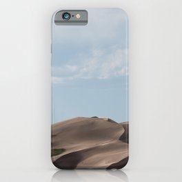 Great Sand Dunes National Park IV - Rocky Mountains Colorado iPhone Case
