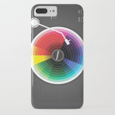 Pantune - The Color of Sound iPhone 8 Plus Slim Case