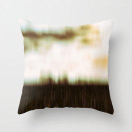 Walk Through The Unknown Throw Pillow