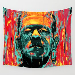 Frankenstein Wall Tapestry