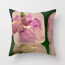 Snail Vine (April 16, 2014) #38 Throw Pillow