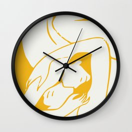 Behave Wall Clock