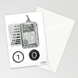 Mouse Tracking Apple Mac Tribute Stationery Cards