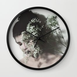 Concealed  Wall Clock