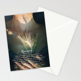 Rinascere Stationery Cards