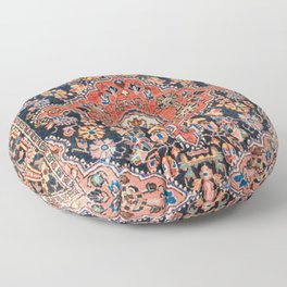 Djosan Poshti West Persian Rug Print Floor Pillow