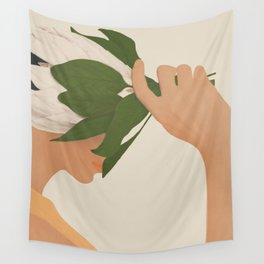 One with Nature Wall Tapestry