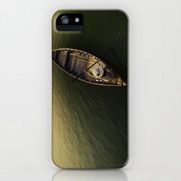 Toward the Golden Sun iPhone Case