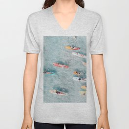 float ii Unisex V-Neck