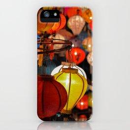 Hoi An Lanterns iPhone Case