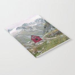 Mint Hut Notebook