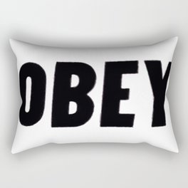 OBEY Rectangular Pillow