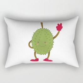 I am yummy Durian Rectangular Pillow
