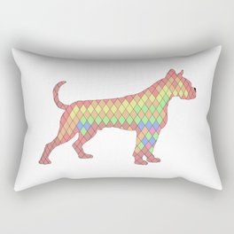 Boxer Rectangular Pillow