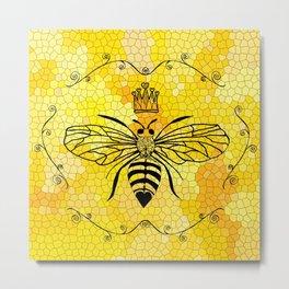 Queen Bee... Metal Print