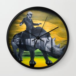 Every Secret I've Concealed Wall Clock