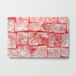 Turkish Delight Metal Print