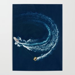Summer Watersports  Poster