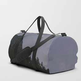 Lavender Moon | Nature and Landscape Photography Duffle Bag