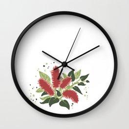 Firetail Wall Clock