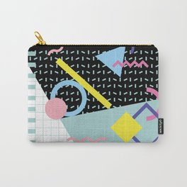 Memphis Pattern 6 - 80s - 90s - Retro Carry-All Pouch