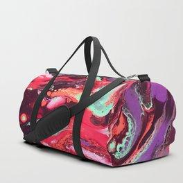 Neon Darkness Duffle Bag
