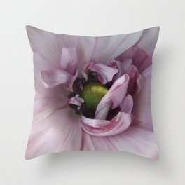 Flower - Step Into My Boudoir Throw Pillow