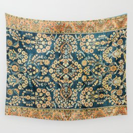 Sarouk  Antique West Persian Rug Print Wall Tapestry