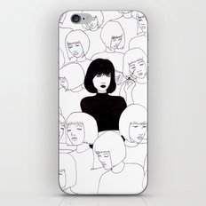 The One iPhone Skin