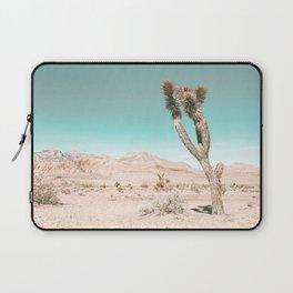 Vintage Desert Scape // Cactus Nature Summer Sun Landscape Photography Laptop Sleeve