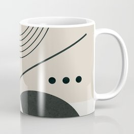 Abstract Geometric Art III Coffee Mug