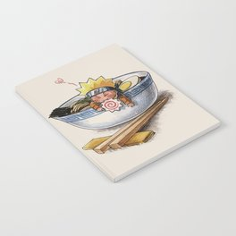 Japanese Ramen Notebook
