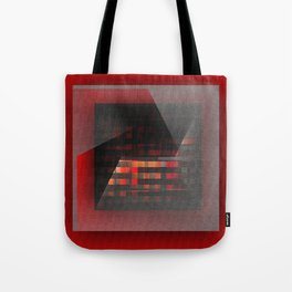 Color wrap Tote Bag