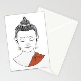 Life of Buddha Stationery Cards