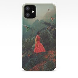 20 Seconds before the Rain iPhone Case