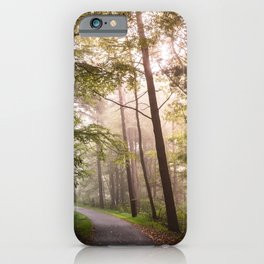 Great Smoky Mountains National Park - Road Trip Adventure III iPhone Case