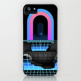 DÉTRUIT 1984 iPhone Case