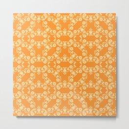 Modern Pattern 17 Metal Print