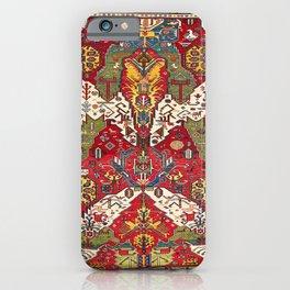 Dragon Sumakh Kuba East Caucasus Rug Print iPhone Case