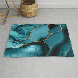 Iceberg Marble Rug