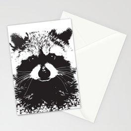 Trash Panda Stationery Cards