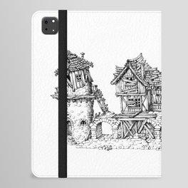 Fantasy Ruin iPad Folio Case