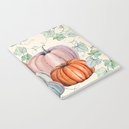 Pumpkin Patch Notebook