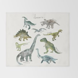 Dinosaurs Decke