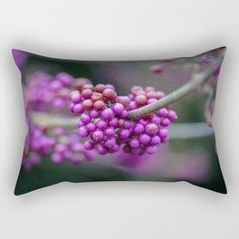 Callicarpa bodinieri Rectangular Pillow