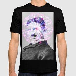 NikolaTeslaCoil T-shirt